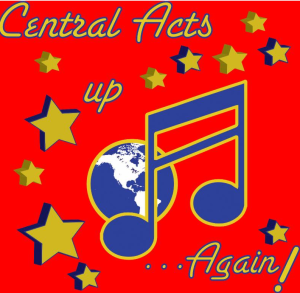 central acts up logo